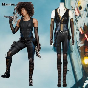Deadpool 2 Domino Cosplay Costume