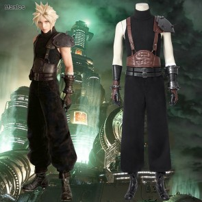 Final Fantasy VII FF7 Cosplay Cloud Strife Costume