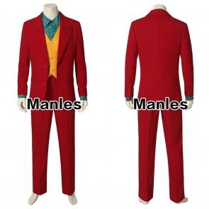 Joker Arthur Fleck Cosplay Costume