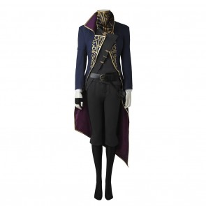 Emily Kaldwin Costume For Dishonored 2 Cosplay