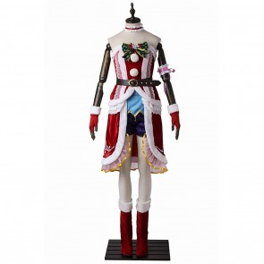 Eve Santaclaus Costume For The Idolmaster Cosplay