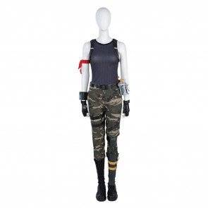 Female Special Soldier Costume For Fortnite Cosplay