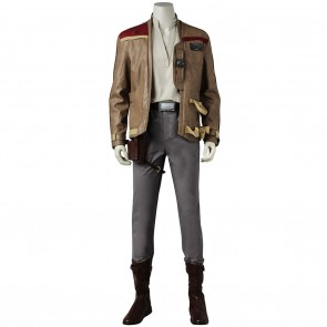 Finn Cosplay Costume from Star Wars The Last Jedi