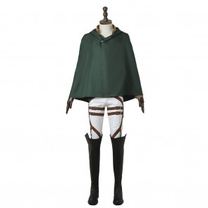 Stationed Corps Costume For Attack On Titan Cosplay