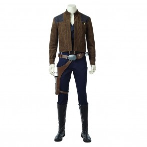 Han Solo Costume For Star Wars Cosplay