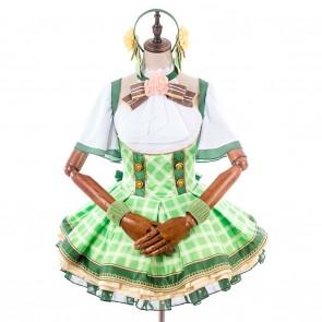 Hanayo Koizumi Green Dress For LoveLive Sunshine Cosplay