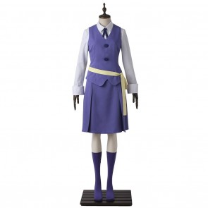 Hanna Uniform For Little Witch Academia Cosplay