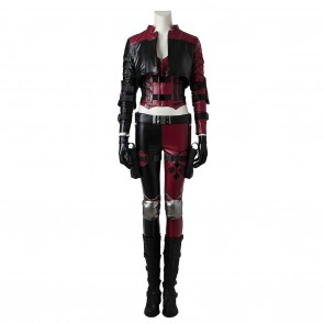 Harley Quinn Costume For Injustice 2 Cosplay