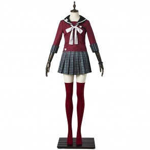 Harukawa Maki Costume For Danganronpa V3 Killing Harmony Cosplay