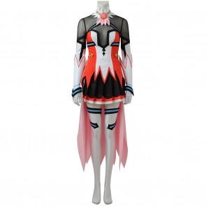 Hoshitsuki Miki Costume For Battle Girl High School Cosplay
