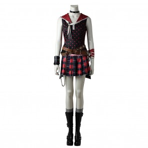 Iris Amicitia Costume For Final Fantasy XV Cosplay