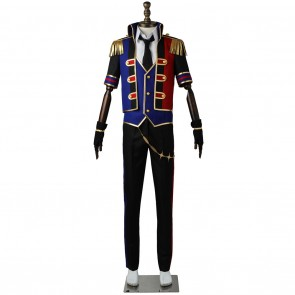 Iseya Shiki Costume For The Idolmaster SideM OP Reason Cosplay