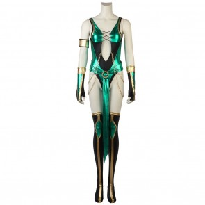 Jade Costume For Mortal Kombat Cosplay