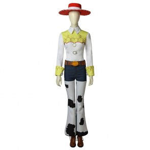 Jessie Costume For Toy Story 2 Cosplay