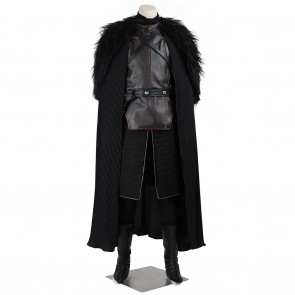 Jon Snow Costume For Game Of Thrones Cosplay