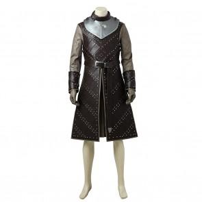 Jon Snow Costume For Game of Thrones Season 6 Cosplay