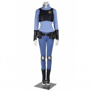 Judy Hopps Costume For Zootopia Cosplay