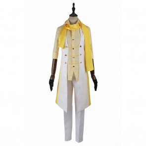 Jyushimatsu Matsuno Costume For Mr Osomatsu Cosplay