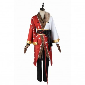 Keito Hasumi Costume For Ensemble Stars Akatsuki Cosplay