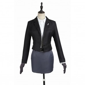 Kirigiri Kyouko Costume For Danganronpa 3 The End of Hope's Peak High School Cosplay