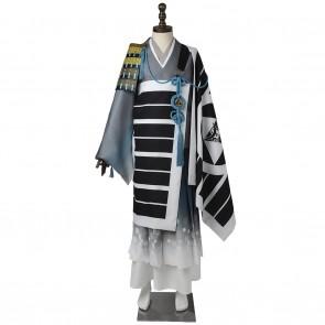Kousetsusamonji Costume For Touken Ranbu Cosplay
