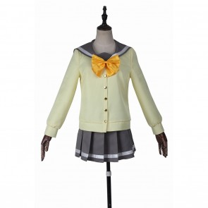 Kunikida Hanamaru Uniform For LoveLive Sunshine Cosplay