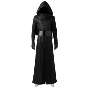 Kylo Ren Ben Solo Costume For Star Wars The Force Awakens Cosplay
