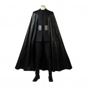 Kylo Ren Ben Solo Costume For Star Wars The Last Jedi Cosplay