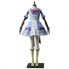 Laala Manaka Dress Costume For Idol Time PriPara Cosplay