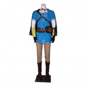 Link Uniform For The Legend of Zelda Cosplay