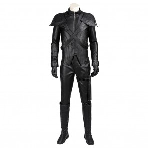 Loz Costume For Final Fantasy VII: Advent Children Cosplay