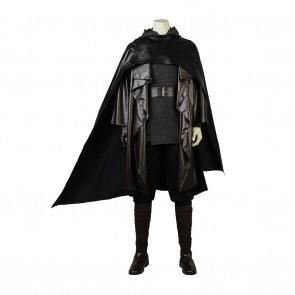 Luke Skywalker Cosplay Costume from Star Wars The Last Jedi