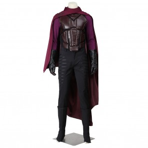 Magneto Erik Lehnsherr Costume For X Men Cosplay