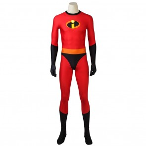 Mr Incredible Cosplay Costume from The Incredibles