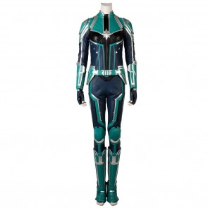 Ms Marvel Uniform For Captain Marvel Cosplay