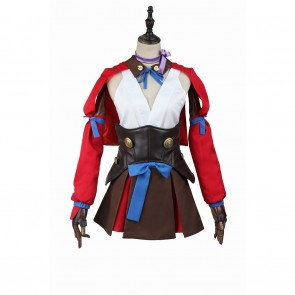 Mumei Uniform For Kabaneri of the Iron Fortress Cosplay