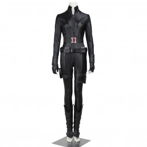 Natasha Romanoff Costume For The Avengers Cosplay