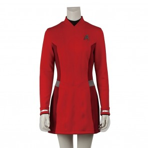 Nyota Uhura Costume For Star Trek Beyond Cosplay
