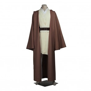 Obi Wan Kenobi Costume For Star Wars Cosplay