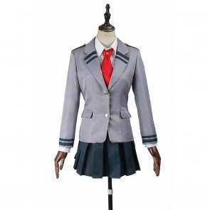 Ochako Uraraka Uniform For My Hero Academia Cosplay