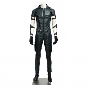 Oliver Queen Costume For Arrow Cosplay
