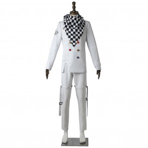 Ouma Kokichi Costume For Danganronpa V3 Killing Harmony Cosplay