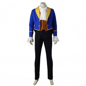 Beast Uniform Prince Adam Costume For Beauty and the Beast Cosplay