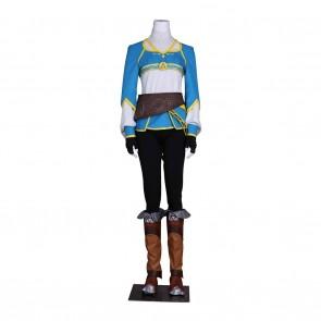 Princess Zelda Costume For The Legend of Zelda Cosplay