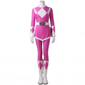 Ptera Ranger Mei Costume For Mighty Morphin Power Rangers Cosplay