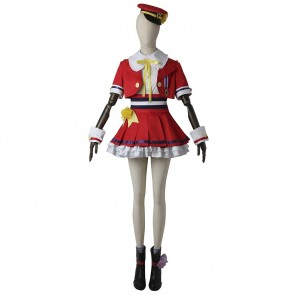 Mio Honda Costume for The Idolmaster Cosplay