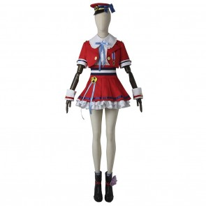 Shibuya Rin Costume for The Idolmaster Costumes
