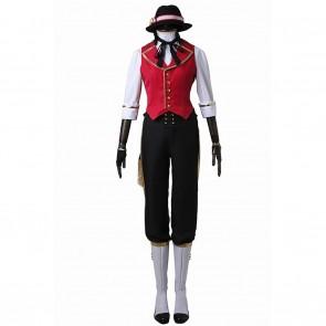 R Nomura Costume For MARGINAL 4 Cosplay