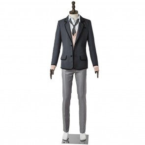 R Nomura School Uniform For MARGINAL 4 Cosplay