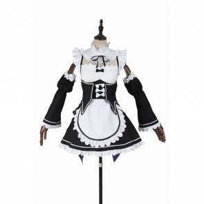 Rem Costume For Re Zero Starting Life in Another World Cosplay